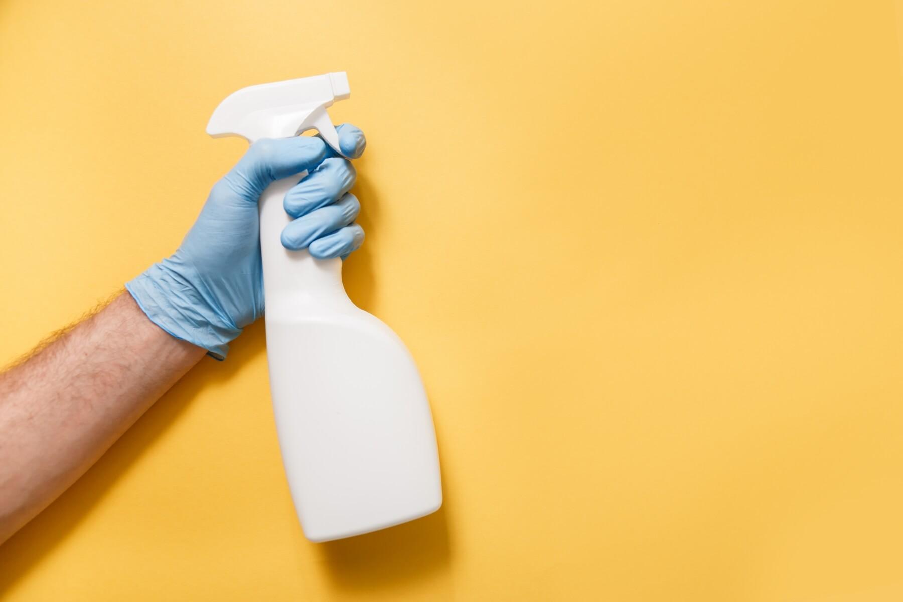 премахване миризма на мухъл